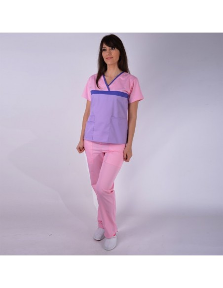 Bluza ColorMIX Roz/Lila