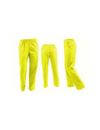 Pantaloni Unisex Galbeni