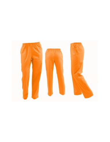 Pantaloni Unisex Portocalii