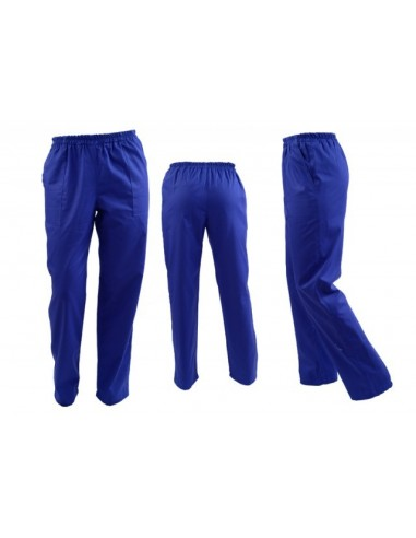 Pantaloni Unisex Albastri