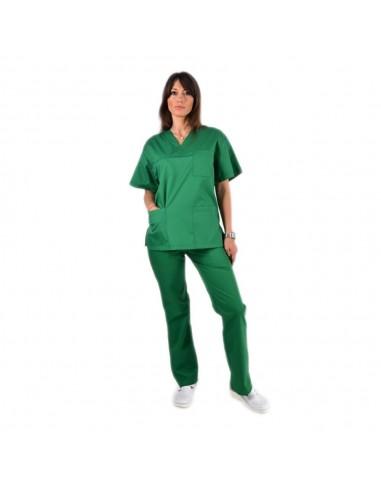 Costum Verde