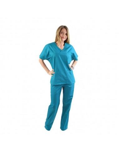 Costum Turquoise