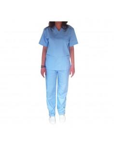 Costum Bleu