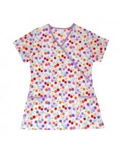 Bluza Y cu imprimeu Cherry